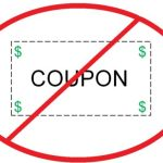 When Coupons Are Outlawed, Only Outlaws Will Coupon