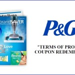 P&G Issues New Coupon Redemption Rules