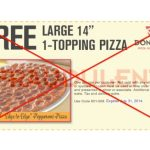 """Fraudulent"" Coupon Causes Pizza Free-For-All"