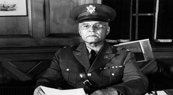 Benjamin O. Davis Sr. – First African-American Army General