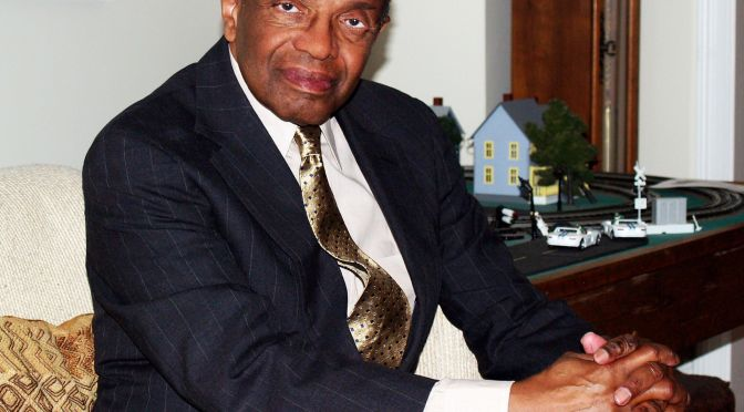 Derrick Albert Bell Jr. – First Black Harvard Law Professor