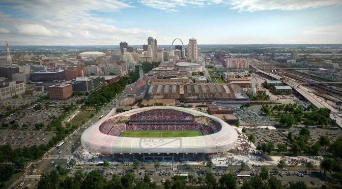 St. Louis Soccer Stadium