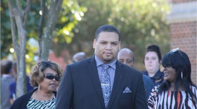 Black Cop gets 40 Year Sentence in death of White kid