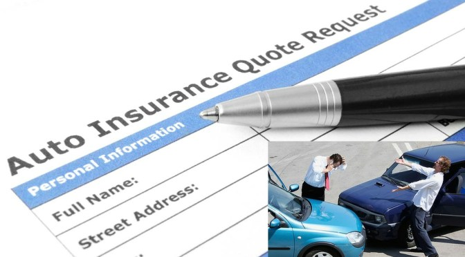 auto insurance quote accident