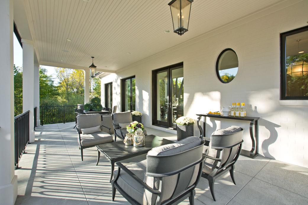 Courtney Casteel, Interior Design Patio design