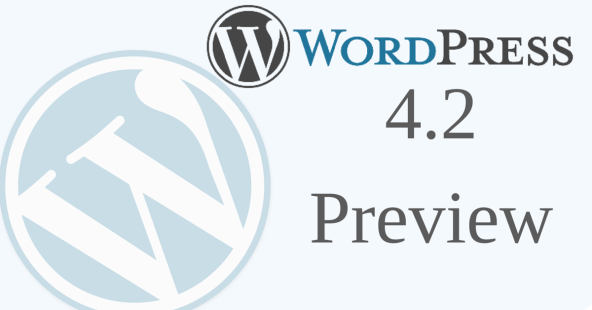Preview WordPress 4.2 Features