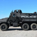 Does the City of Fort Pierce Really Need an Armored Vehicle?