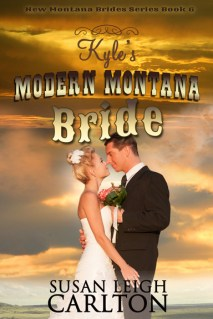 Kyle's Modern Montana Bride by Susan Leigh Carlton