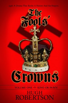 The Fools' Crowns Vol. 1 by Hugh Robertson