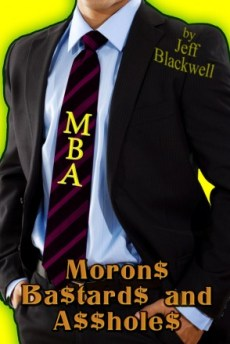 MBA by Jeff Blackwell