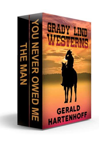Grady Lind Westerns by Gerald Hartenhoff