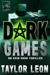Dark Games by Taylor Leon