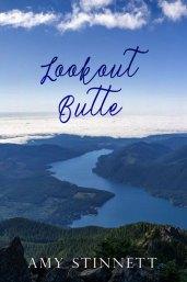 Lookout Butte by Amy Stinnett
