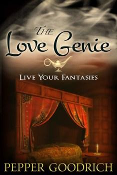 The Love Genie by Pepper Goodrich