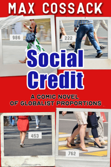 Social Credit by Max Cossack