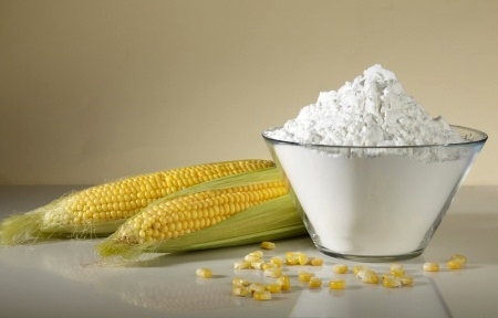 Cornstarch with Natural Drying Qualities