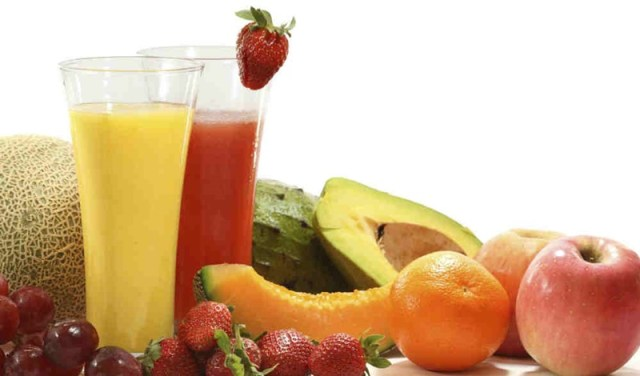 Fruit and Vegetable Juice therapy