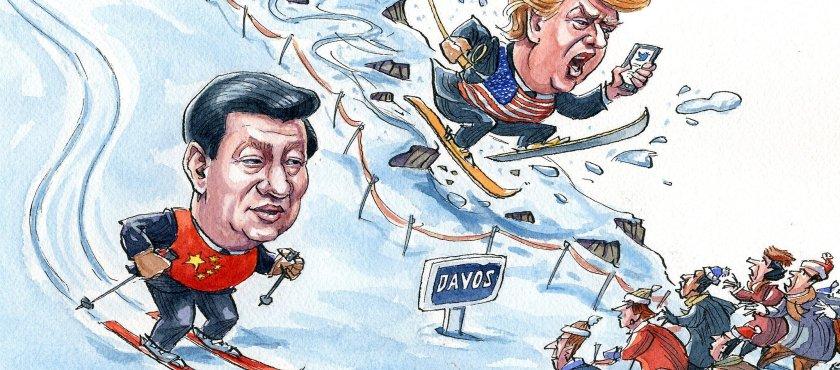 En defensa del statu quo: Xi Jinping en Davos – Por Greismaroly Montilla y Helena Mendoza