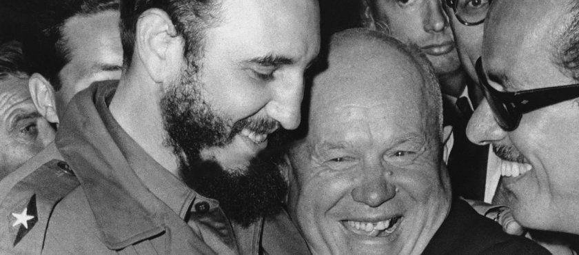 Reflexiones En Torno Al Centenario De La Revolución Rusa (XI): Jrushov y su política exterior – Por Eloy Torres