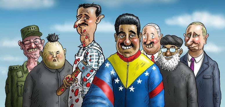 ¿Venezuela: Corea del Norte o Irán? – Por Félix Gerardo Arellano