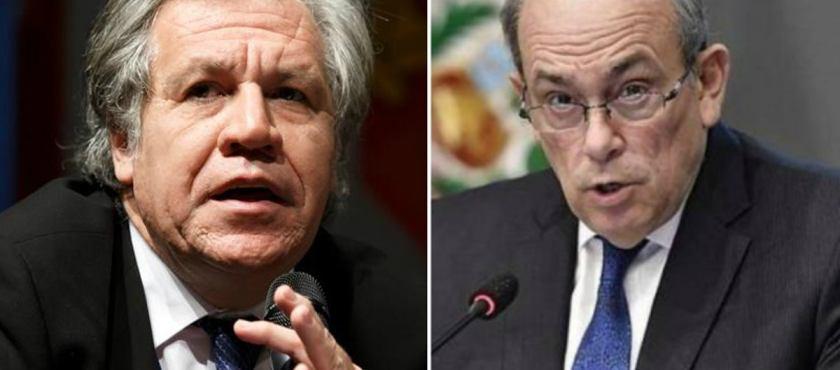 La OEA entre Almagro y De Zela con Venezuela de por medio – Por Carlos Pozzo Bracho