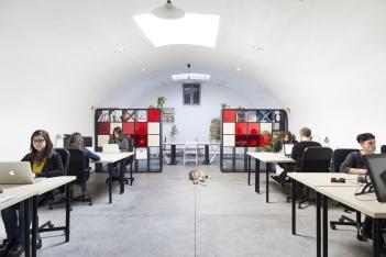 Coworking Monte testaccio - Antonella Romano - Latte agency