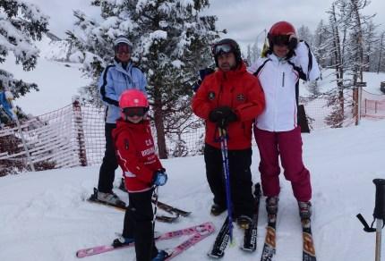viaje de esquí Semana Santa