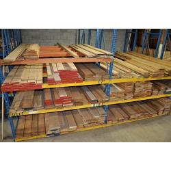 Small Crop Of Self Serve Lumber