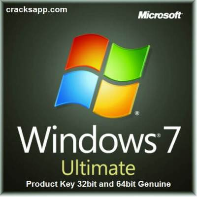 Windows 7 Ultimate Product Key 32bit Genuine