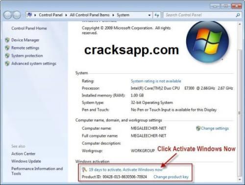 Windows 7 Activation Key Generator 2016 Free Download