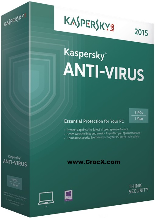kaspersky antivirus 2018 crack + serial key