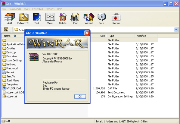 free download winrar for pc