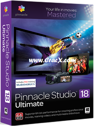 Corel pinnacle studio 18 ultimate pc crack free download for Pinnacle studio templates free download