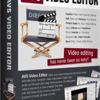 AVS Video Editor 7.3.1.277 Crack & Serial Key Free Download