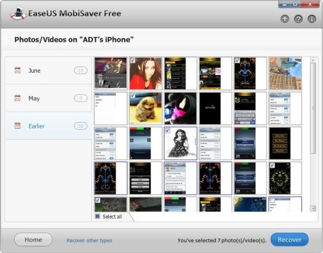 EaseUS MobiSaver for Android 4.5 + Serial Key FREE