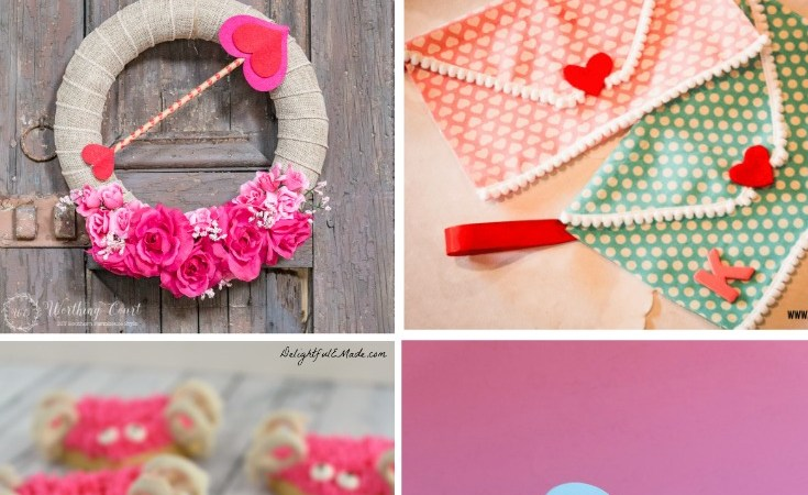 7 VALENTINES DAY DIY CRAFTS YOU HAVE TO TRY