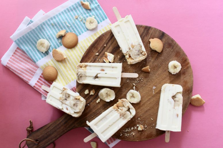 banana pudding popsicles 3