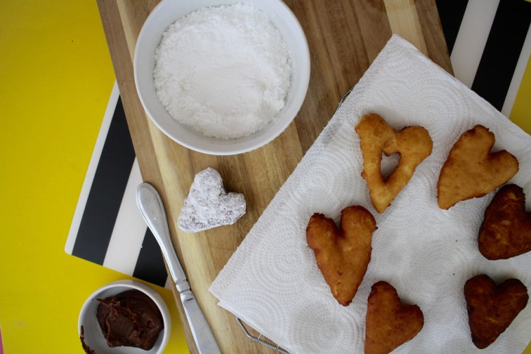 Easy Donuts for Valentine's Day Breakfast or Galentine's Brunch!