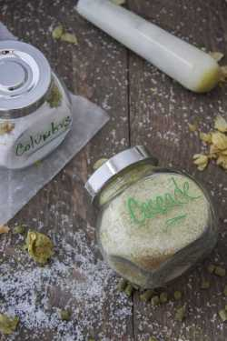 Enchanting Hop Salt Cascade Hops Columbus Super How To Make Your Own Hop Salt Easy How To Make Salt Pickles How To Make Salted Caramel