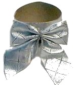 quick xmas napkin ring
