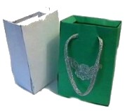 Paper Box With Handle