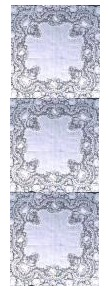 Antique Handkerchief Table runner