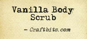vanilla-body-scrub