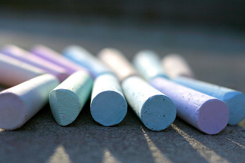 Get to know Scrapbooking Chalk