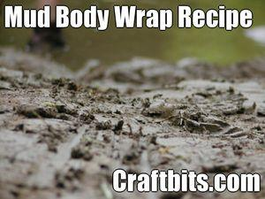 Mud Body Wrap Recipe