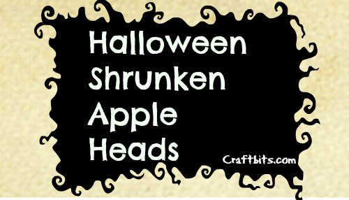 halloween-shrunken-apple-heads