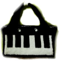 Keyboard Purse