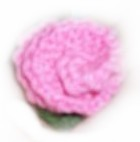 knitted-flower-in