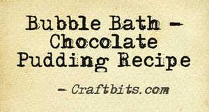 bubble-bath-chocolate-pudding