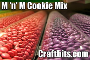 M & M Cookie Mix